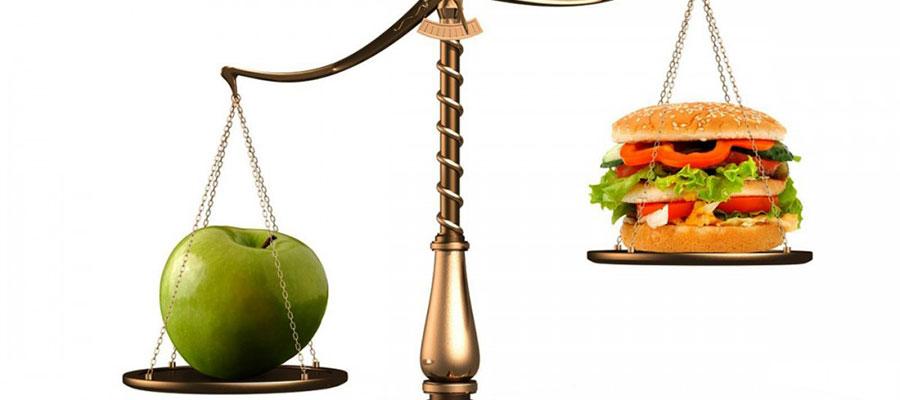 Правильное питание: основные правила.
