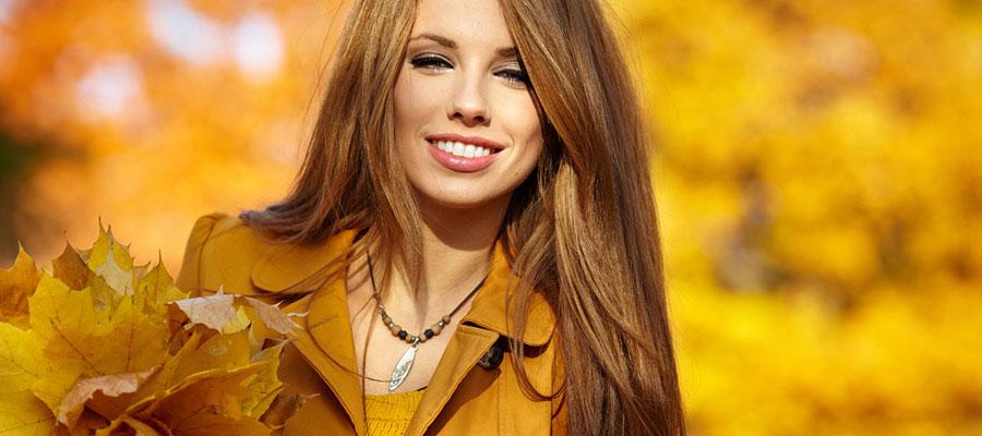 Как правильно ухаживать за волосами осенью?
