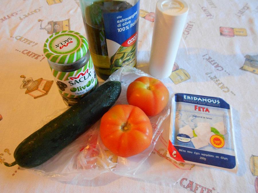 ингрeдиенты для греческого салата silady.ru